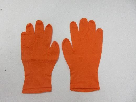 7.0mil (8.2g-8.6g) Powder Free Nitrile Examination Gloves (Extra Small/6)